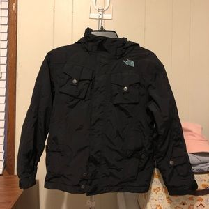 The North Face Girls Jacket M size